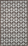 The Rug Market TUFTED LUNA GREY 5X8