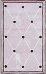 The Rug Market TUFTED TUFTS PINK 4.7X7.7