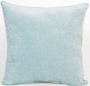 Glenna Jean Central Park Pillow - Solid Blue