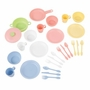 Kidkraft 27 pc Cookware Playset - Pastel
