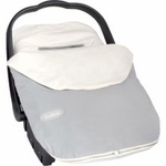 JJ Cole Infant Lite Bundle Me Stone