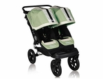 Baby Jogger City Elite Double (2011) Green