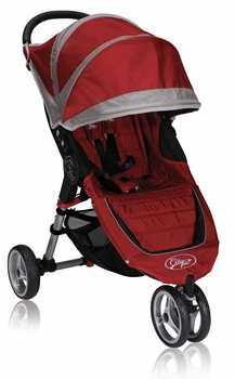 Baby Jogger City Mini 2013 Stroller Crimson