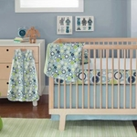Skip Hop Moving Gears Bedding Set