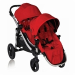 Baby Jogger City Select Double 2013 Ruby