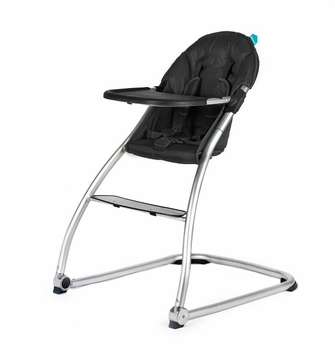 Babyhome Eat High Chair Black