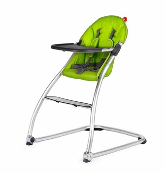 Babyhome Eat High Chair Lime