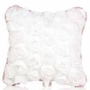 Glenna Jean Anastasia Dimensional Rose Roll Pillow