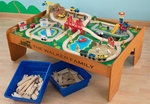 Kidkraft Ride Around Town Train Set with Table