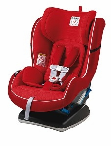 Peg Perego Primo Viaggio Convertible Car Seat SIP 5/70 2013 Crystal Red