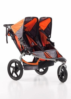 Bob Revolution SE Duallie 2013 Orange