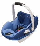 Maxi Cosi Prezi Infant Seat White/Reliant Blue