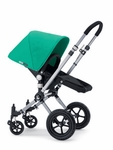 Bugaboo Cameleon 2012 Limited Edition Jade Green Tailored Fabric Set