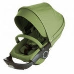 Stokke Xplory Style Seat Kit Light Green