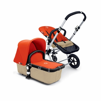 Bugaboo Cameleon 2012 Sand w Orange