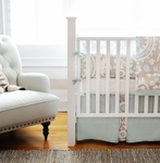 New Arrivals Inc Picket Fences Bedding Set 3 Pc