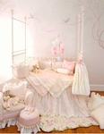 Ava Crib Baby Bedding by Glenna Jean - 4 pc. Set
