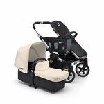 Bugaboo Donkey Mono Stroller in Black/Off White