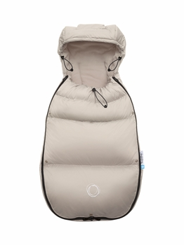 Bugaboo High Performance Footmuff Arctic Grey