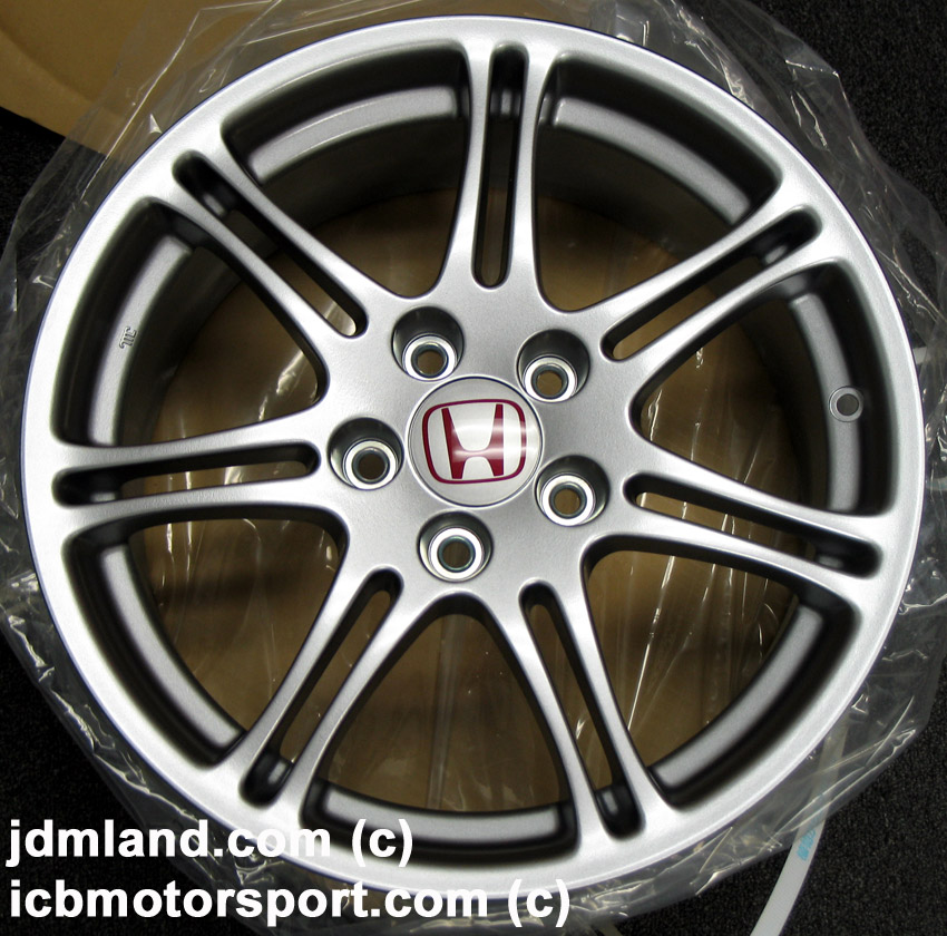 Ctr Ep3 Gunmetal Wheel S Touch Up Paint Honda Civic Forum