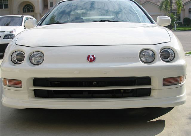 Integra Jdm Front Lip fs 94-97 or Jdm Front Itr Lip