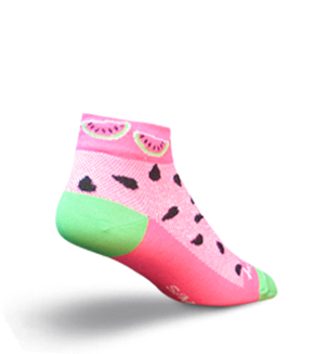 Watermelon Low Cut Socks