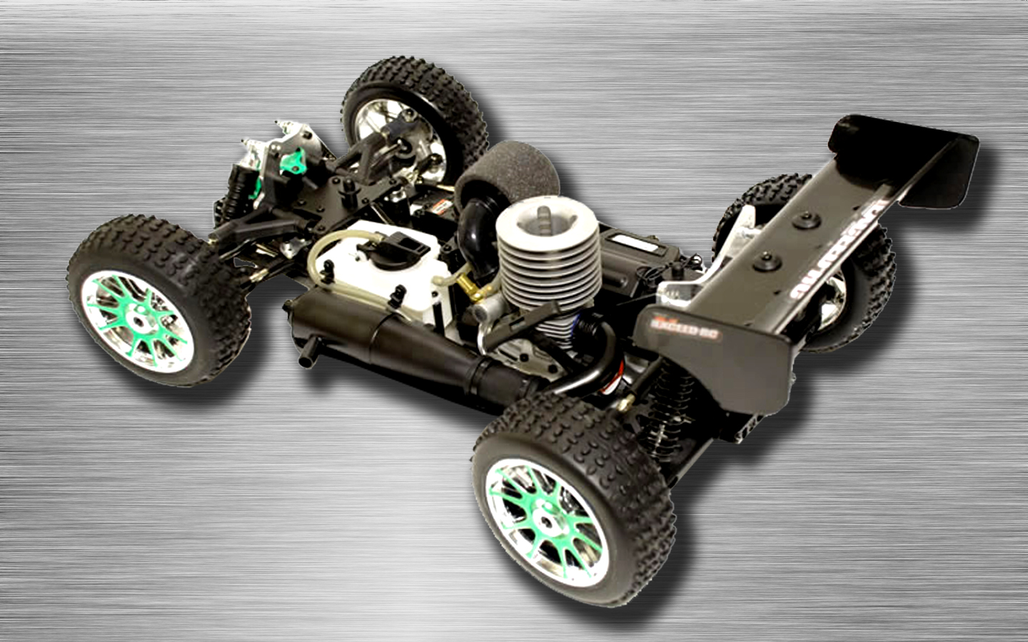 1/8 Electric RC Buggy Almost-Ready-to-Run (ARTR)