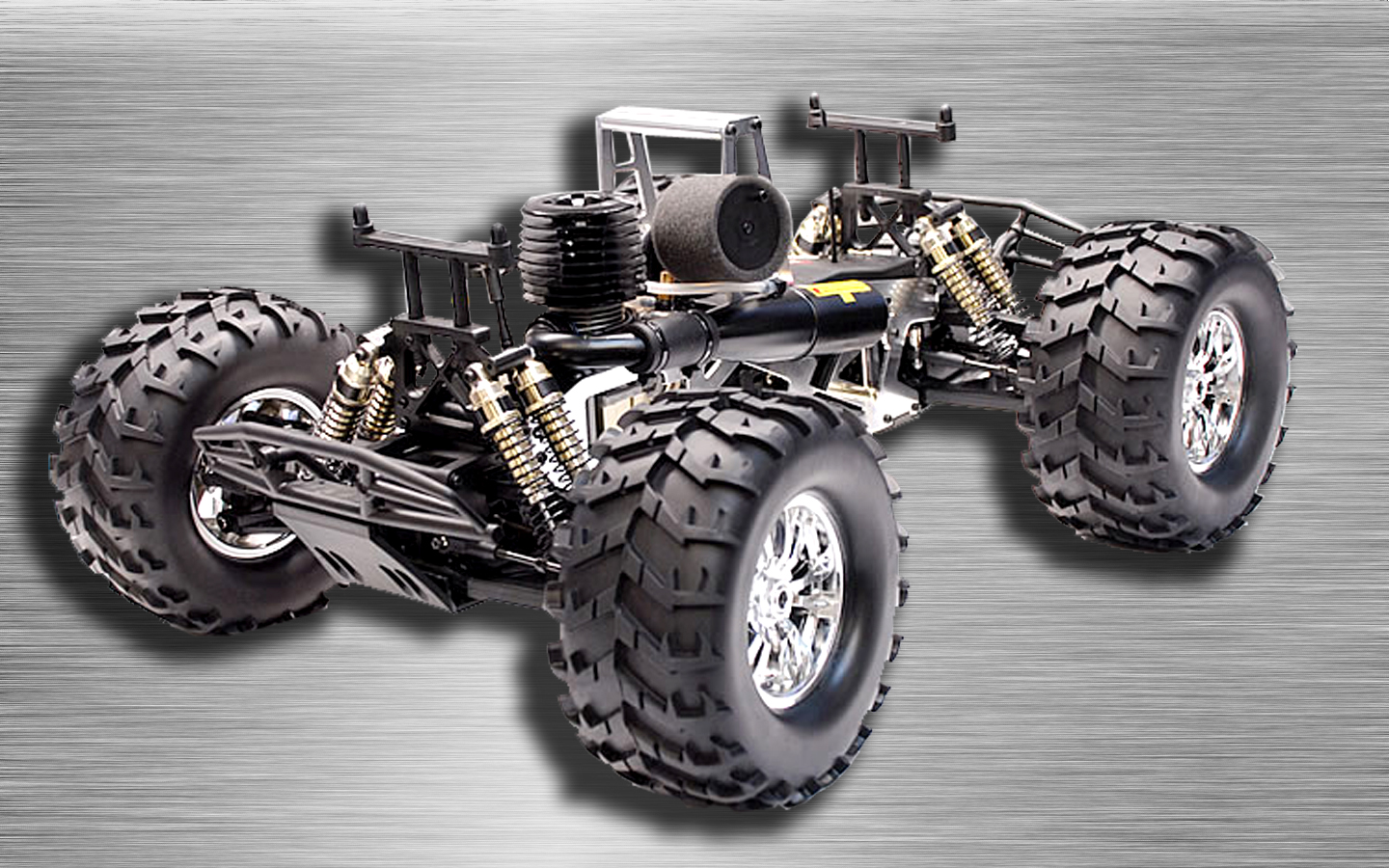 1/8 MadBeast Monster Truck ARTR