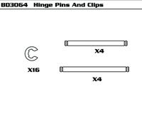 Hinge Pins and Clips