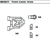 Front Lower Arms