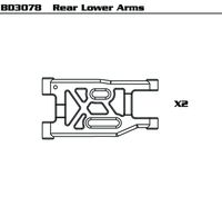 Rear Lower Arms