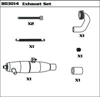 Exhaust Set