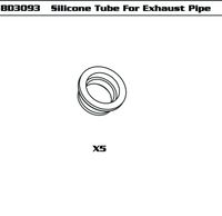 Silicone Tube For Exhaust Pipe