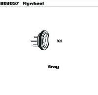 Flywheel  (For Gas Power Version)