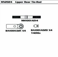 Upper Rear Tie-Rod (SET)