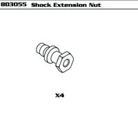 Shock Extention Nut
