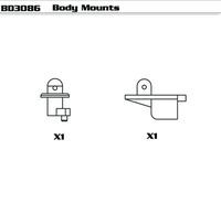 Body Mounts (SET)