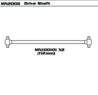 Drive Shaft (SET)