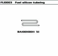 Fuel silicone pipe  (PC)