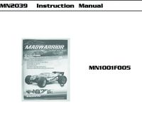 instruction manual (SET)