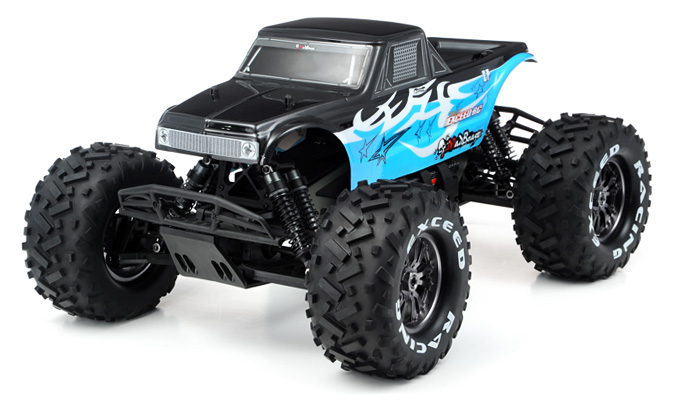 1/8th Brushless RC Trucks ARTR