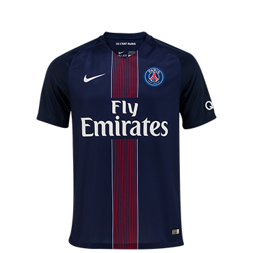 PSG 16/17 YOUTH HOME SOCCER JERSEY