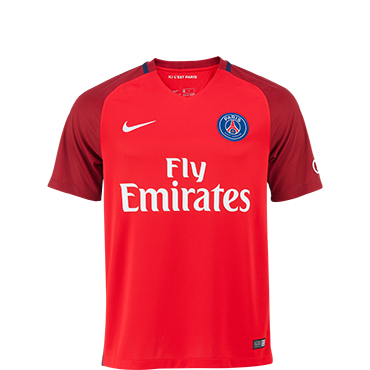 PSG 16/17 YOUTH AWAY SOCCER JERSEY