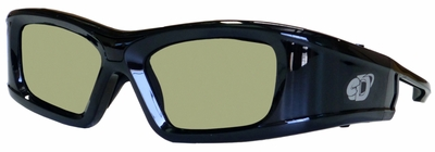 Active TV 3D glasses