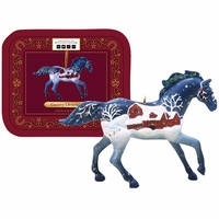 """Country Christmas"" Painted Ponies Ornament"