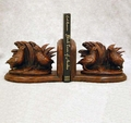 Quail Bookends