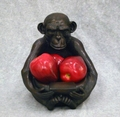 Large Sitting Monkey Bowl