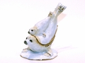 "Kingspoint ""Playful Arctic Seal & Baby"" Trinket Box, Necklace"