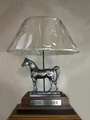 National Champion Arabian Trophy Lamp Base