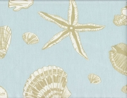 Beach Shower Curtain Aquasea